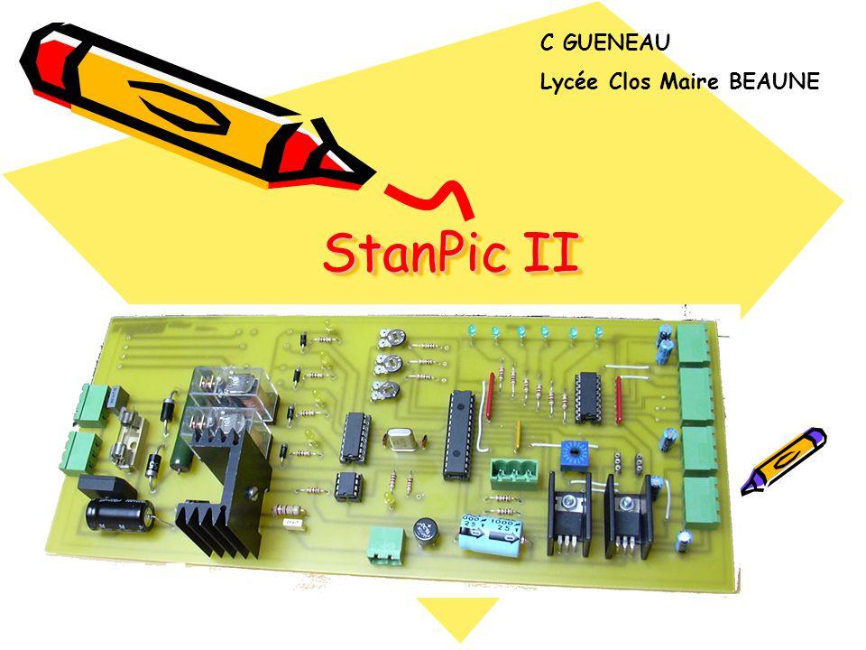 StanPic II C GUENEAU Lycée Clos Maire BEAUNE