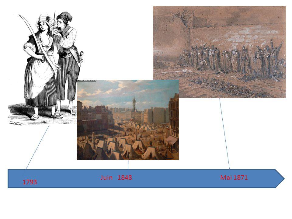 1793 Juin 1848Mai 1871