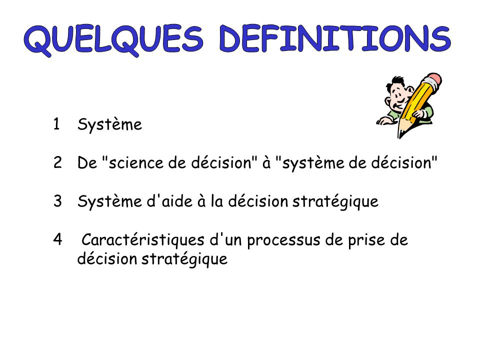 1 Système 2 De