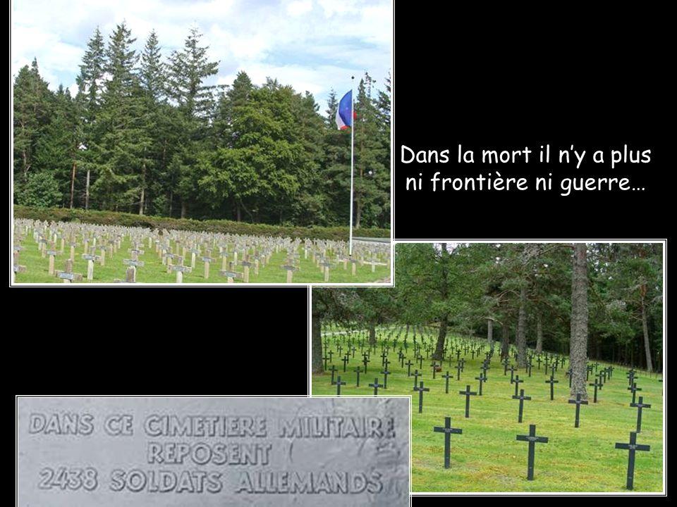 Tranchées Françaises Tranchées Allemandes