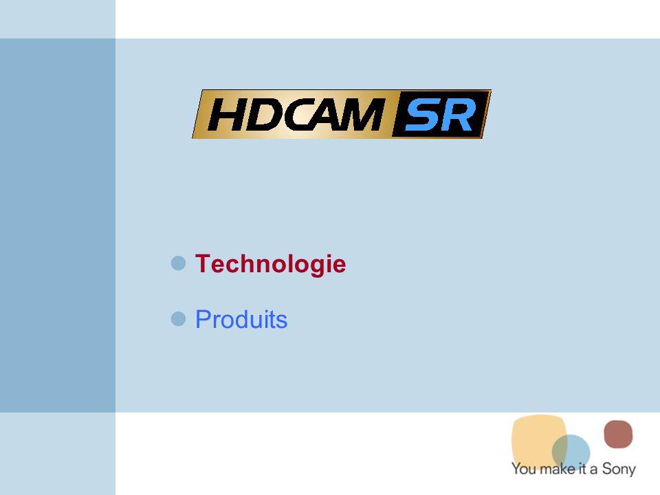  Technologie  Produits