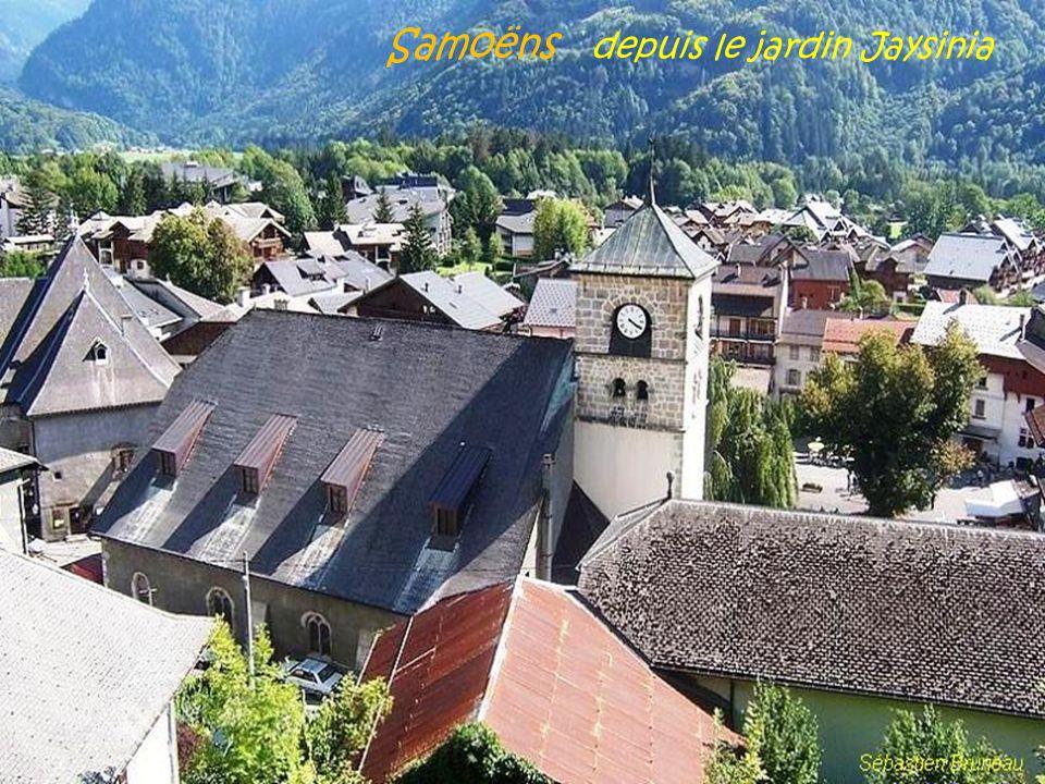 Chamonix-Mont-Blanc chemin de fer du Montenvers