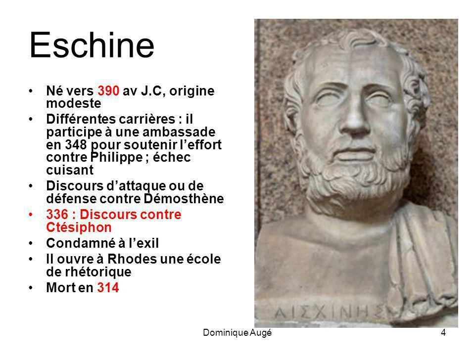 Dominique Augé25