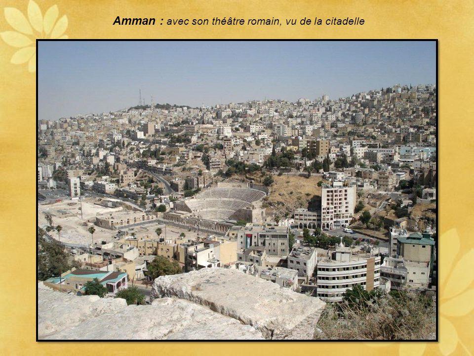 Amman : capitale de la Jordanie depuis 1921