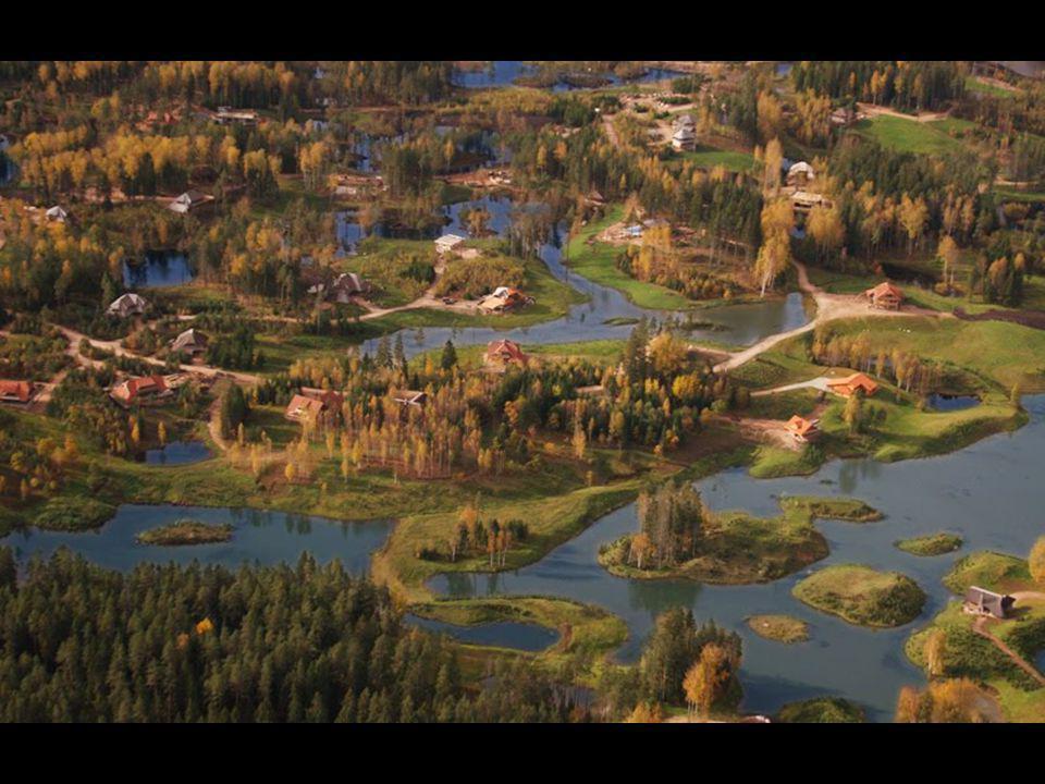 Amatciems est situé à 80 km de Riga, la capitale de la Lettonie, et 12 km de Cēsis qui compte environ 20.000 habitants, si vous voulez acheter une mai