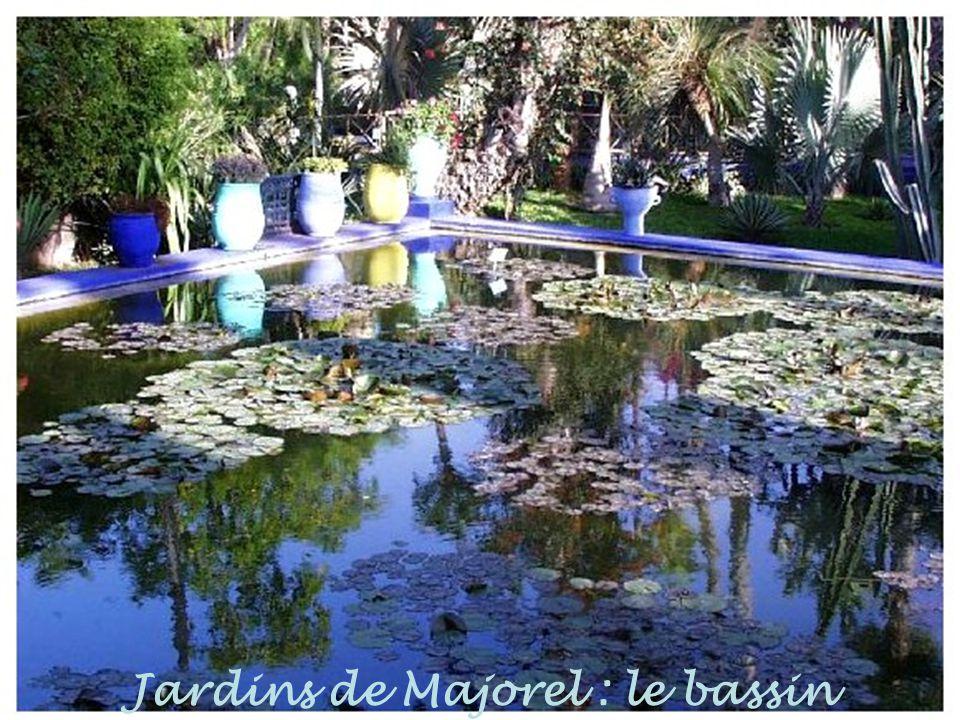 Les jardins de Majorel