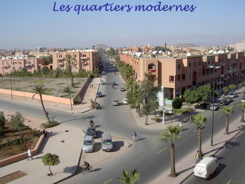 Le boulevard El Fassi