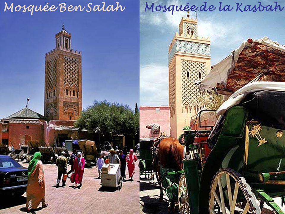 La mosquée de la Koutoubia