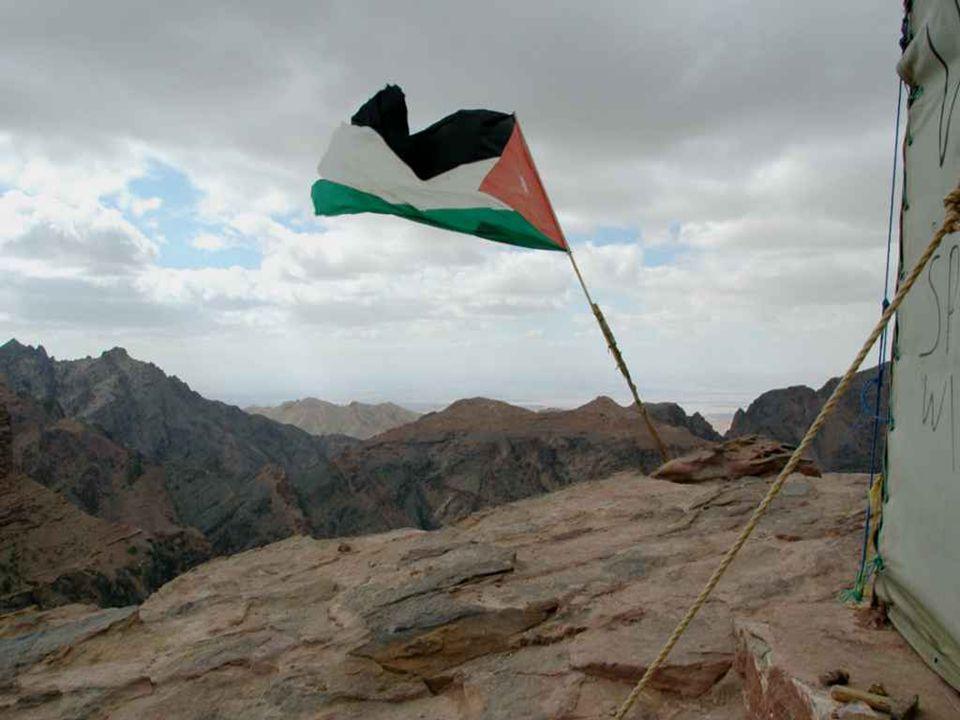 La Jordanie, ou officiellement le Royaume hachémite de Jordanie, est un pays du Moyen-Orient. Son territoire est entouré à l'ouest par la Cisjordanie