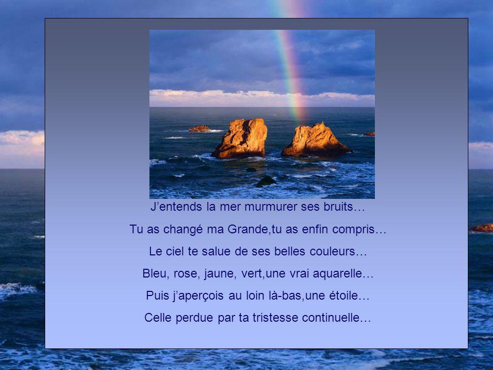 L'Arc-en-Ciel de mes Rêves… Auteur Jalet www.chez-jalet.com Musique : Les trésors de la musique instrumentale Franck Chacksfield Ebb Tide Création : Michelle Blouin