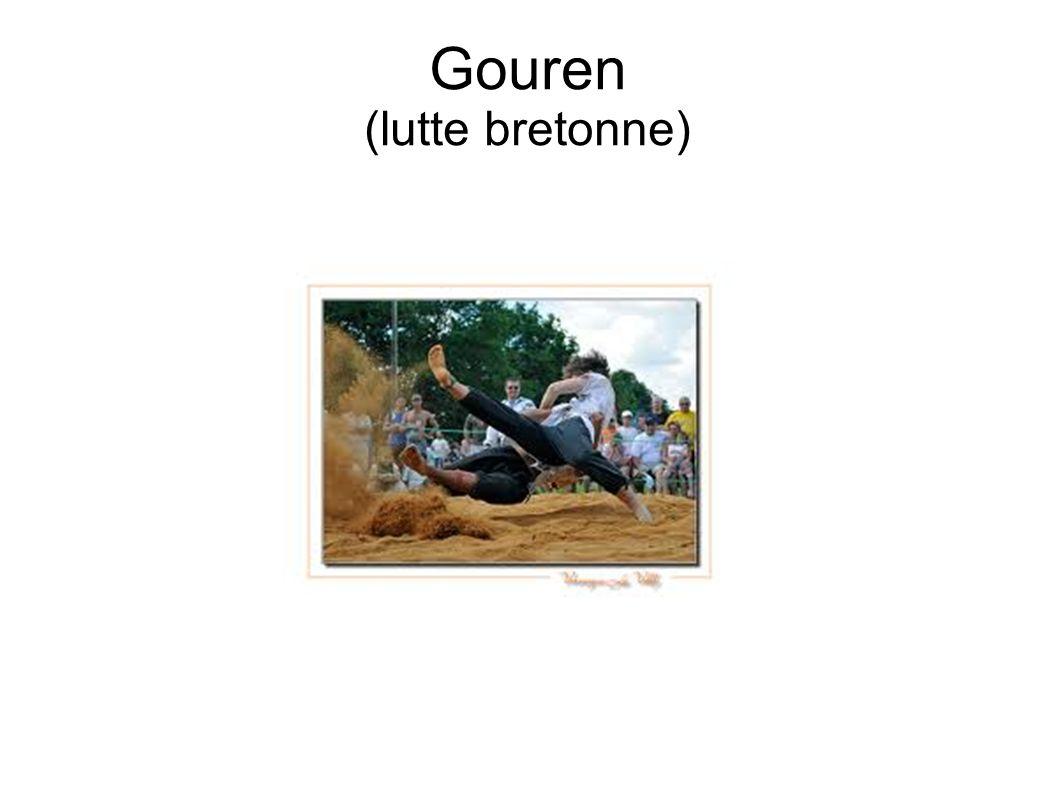 Gouren (lutte bretonne)