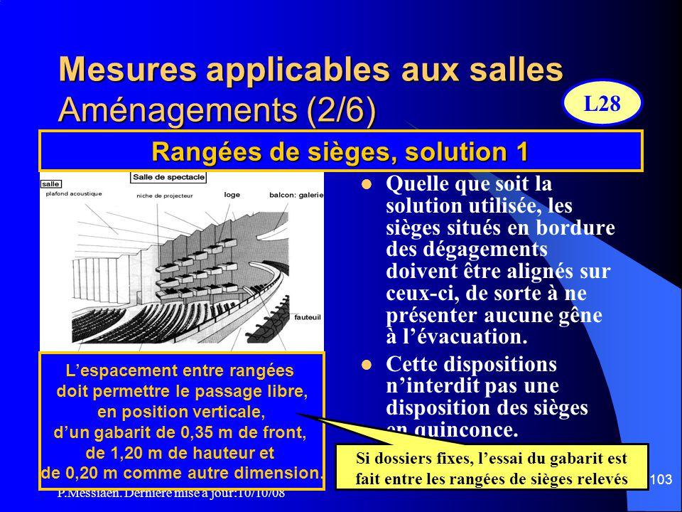 P.Messiaen. Dernière mise à jour:10/10/08 102 AM17 Aménagements de planchers légers en superstructure Ossature en matériaux M3 Dessous rendus inutilis