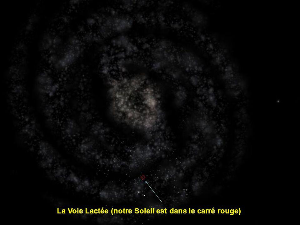 La Terre vue depuis la station spatiale internationale