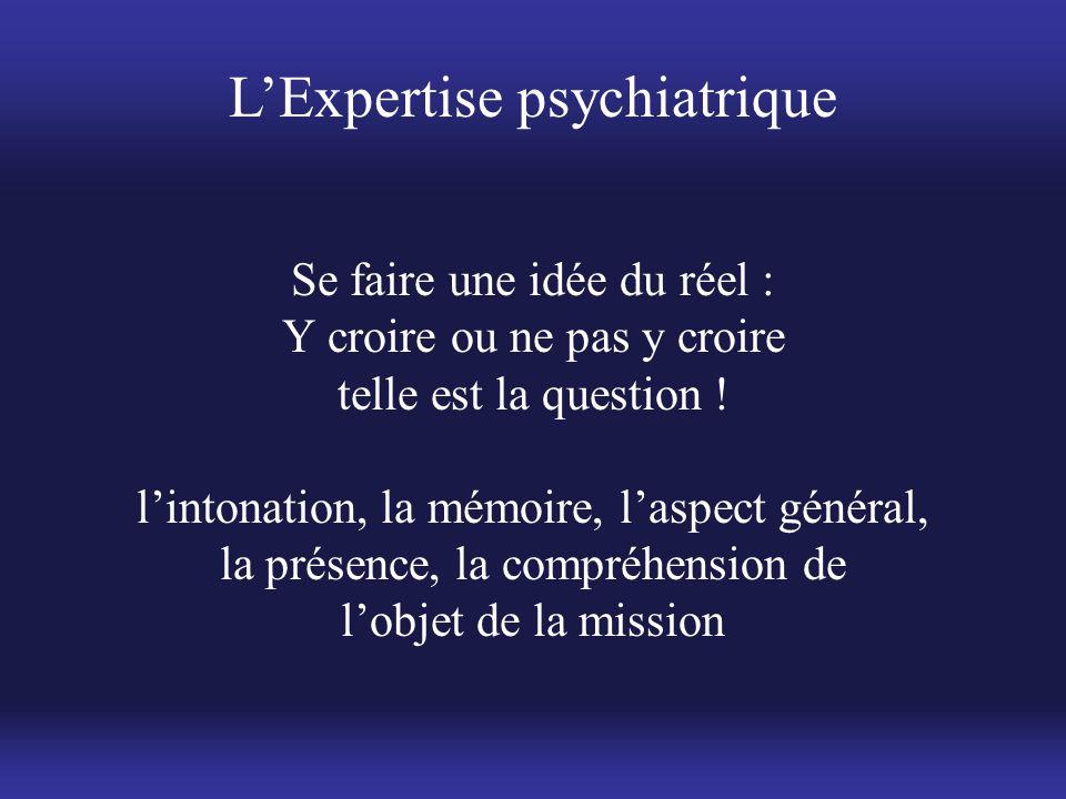 Se faire une idée du réel : Y croire ou ne pas y croire telle est la question ! l'intonation, la mémoire, l'aspect général, la présence, la compréhens
