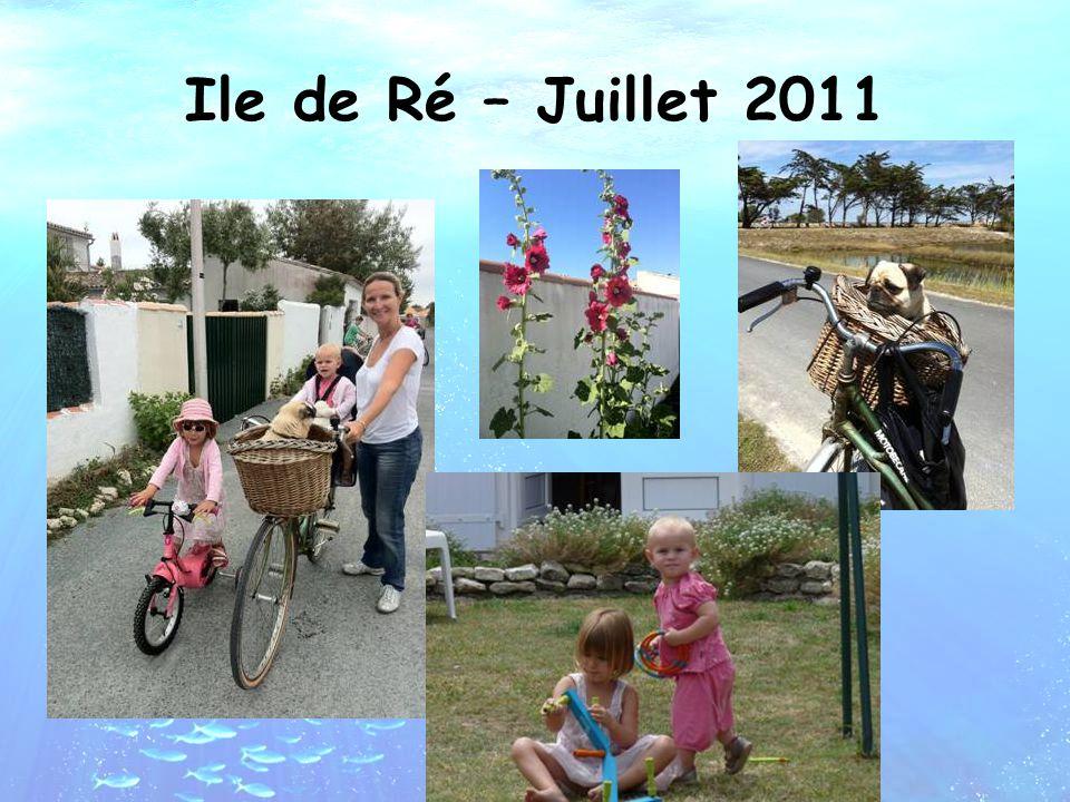 Ile de Ré – Juillet 2011