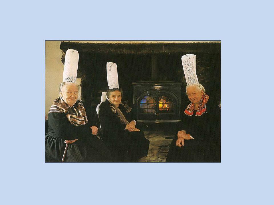 Les plus célèbres Grands-mères de Bretagne