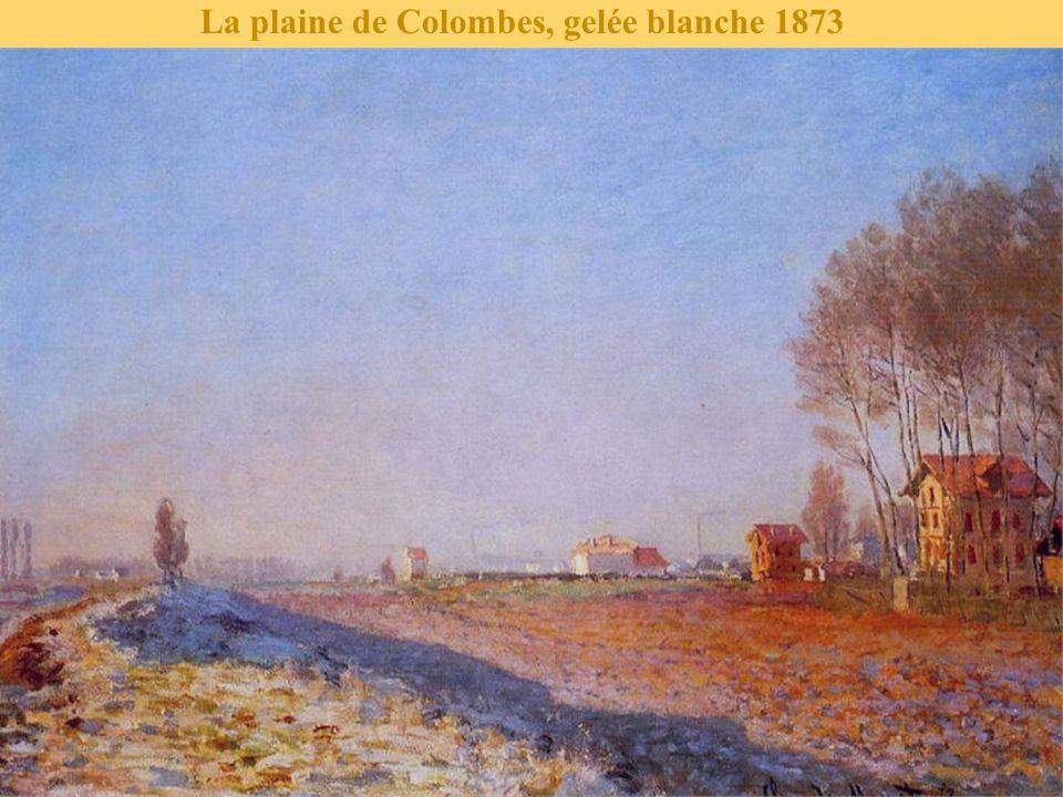 Le chemin creux 1873