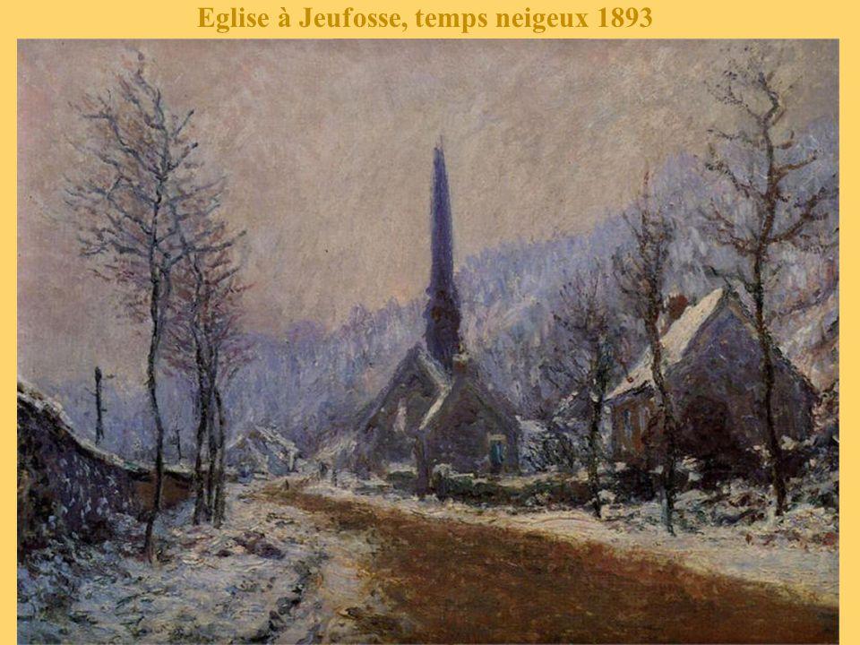 Effet de neige à Limetz 1886