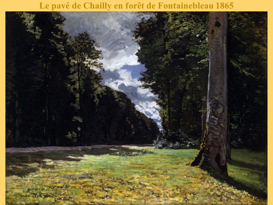 La route à Vétheuil 1879