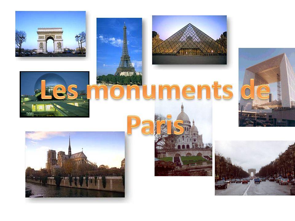 C'est quel monument?