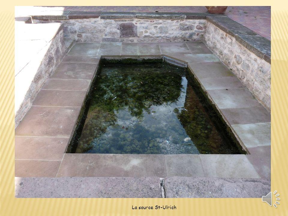 La source St-Ulrich