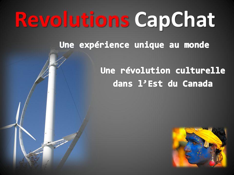 Revolutions CapChat