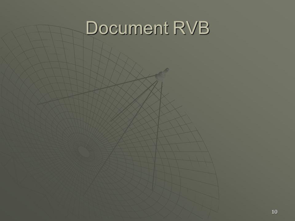 10 Document RVB