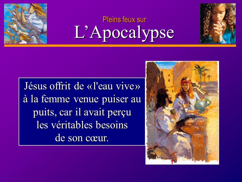 D anie l Pleins feux sur 15 L'Apocalypse Pleins feux sur Un mauvais ange tomba sur la terre, symbolisant pour le monde chrétien les heures les plus sombres du Moyen-Âge.