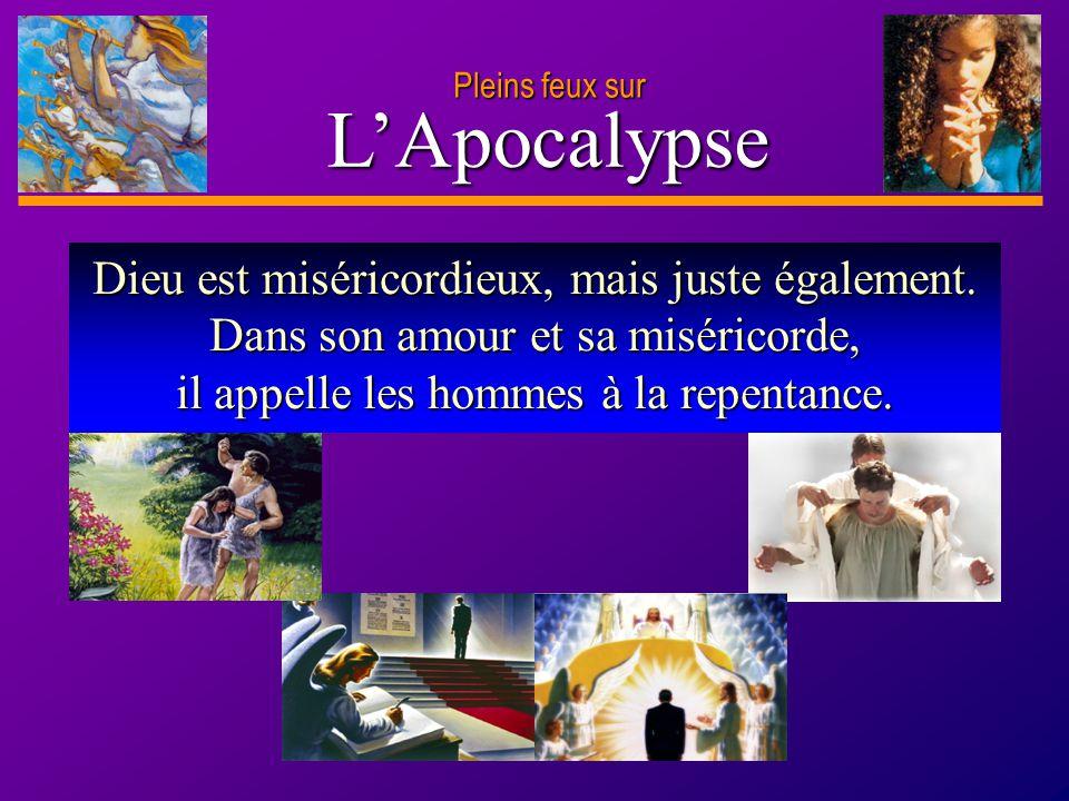 D anie l Pleins feux sur 4 L'Apocalypse 2.