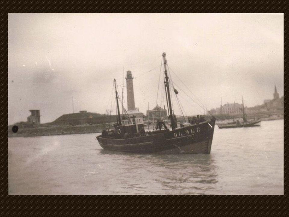« l'Aiglon » à Boulogne sur mer.