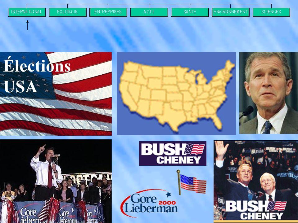 Élections USA