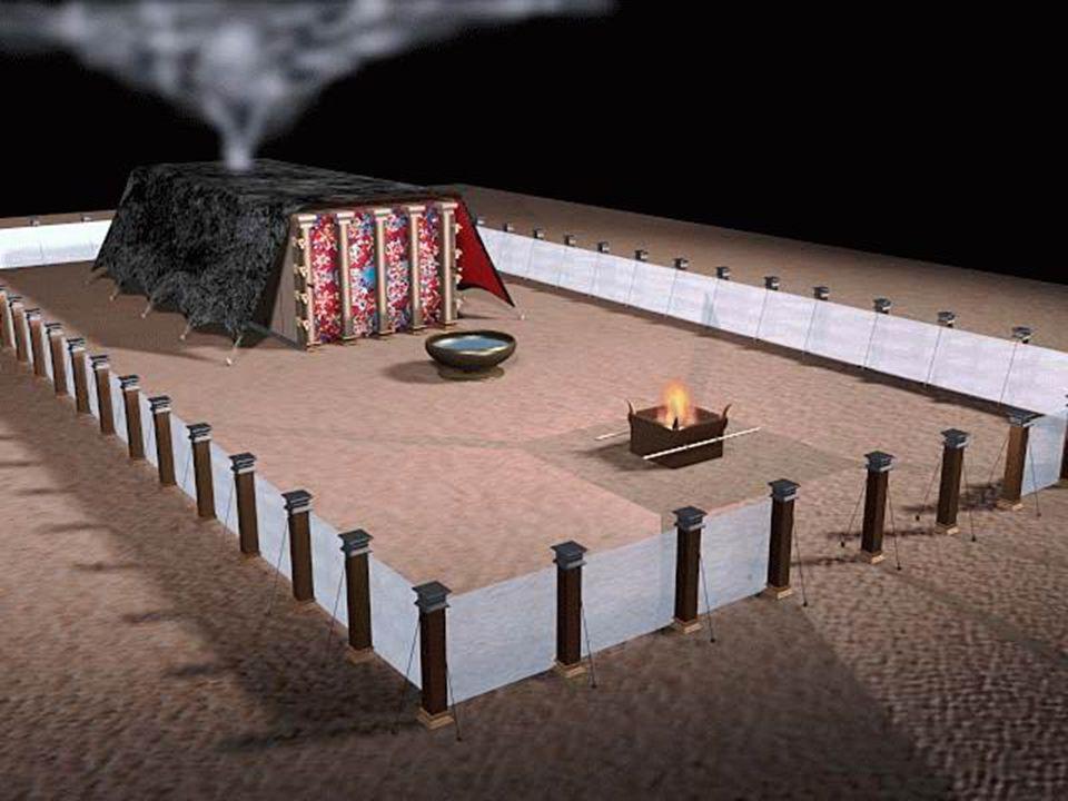 Le temple de Salomon (~965 av. J.-C.)