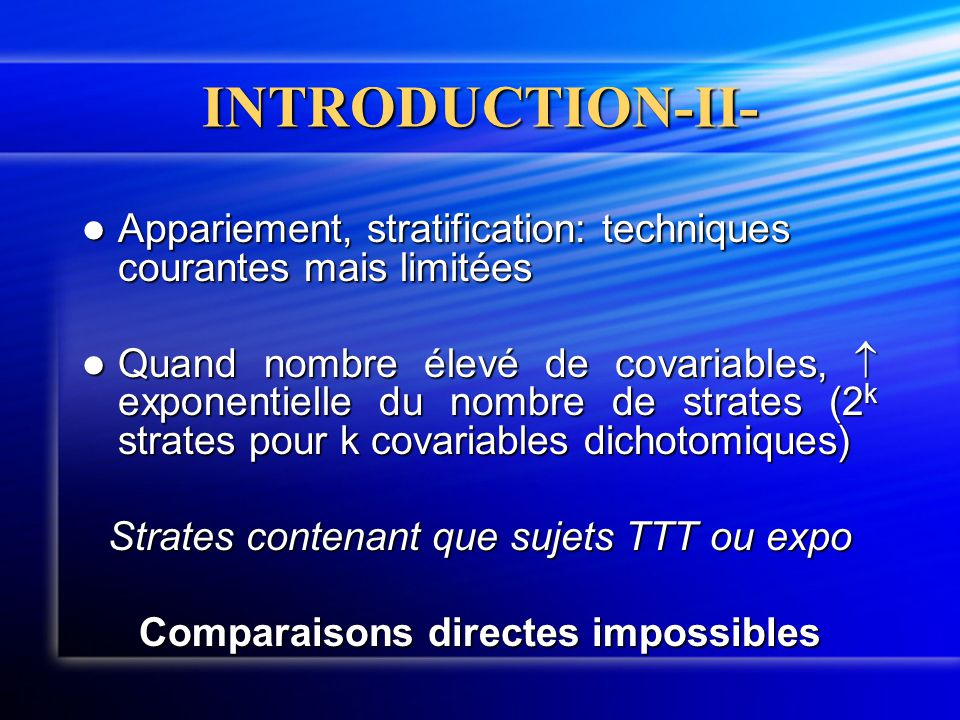 CONSTRUCTION DU SP-IV- Quelles variables.
