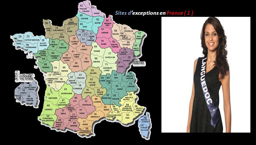 Sites d'exceptions en France ( 1 )