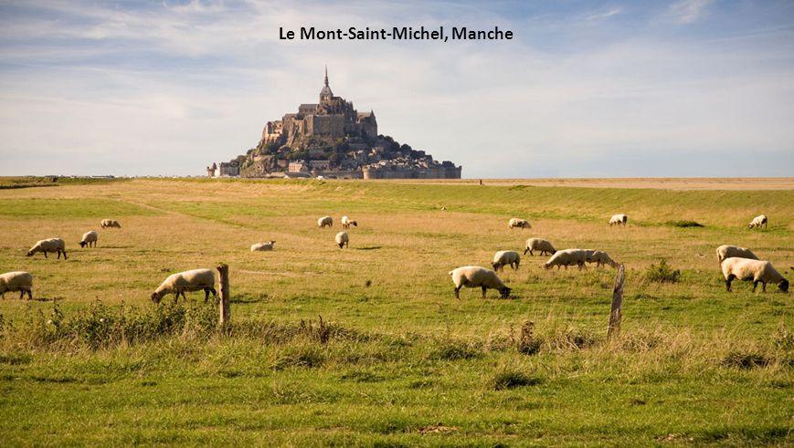 Le Mont-Saint-Michel, Manche