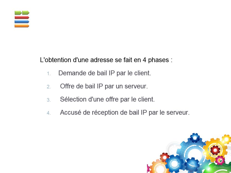Client DHCP