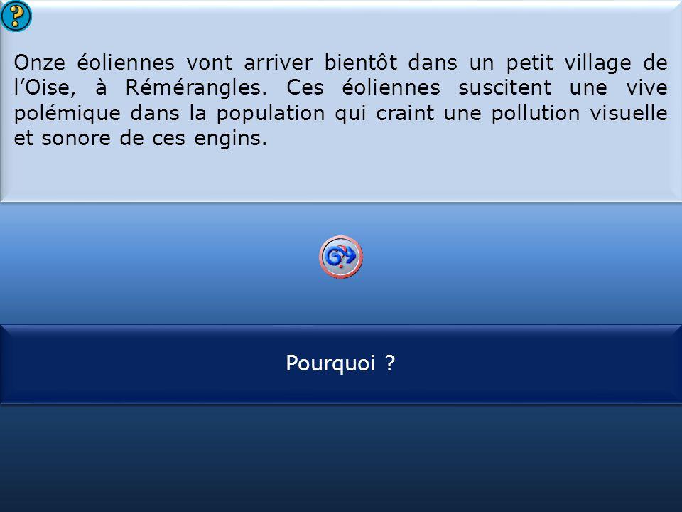 S1 Onze éoliennes vont arriver bientôt dans un petit village de l'Oise, à Rémérangles.