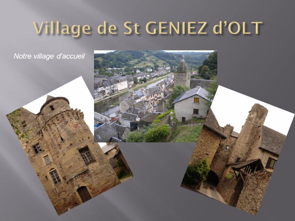 Notre village d'accueil
