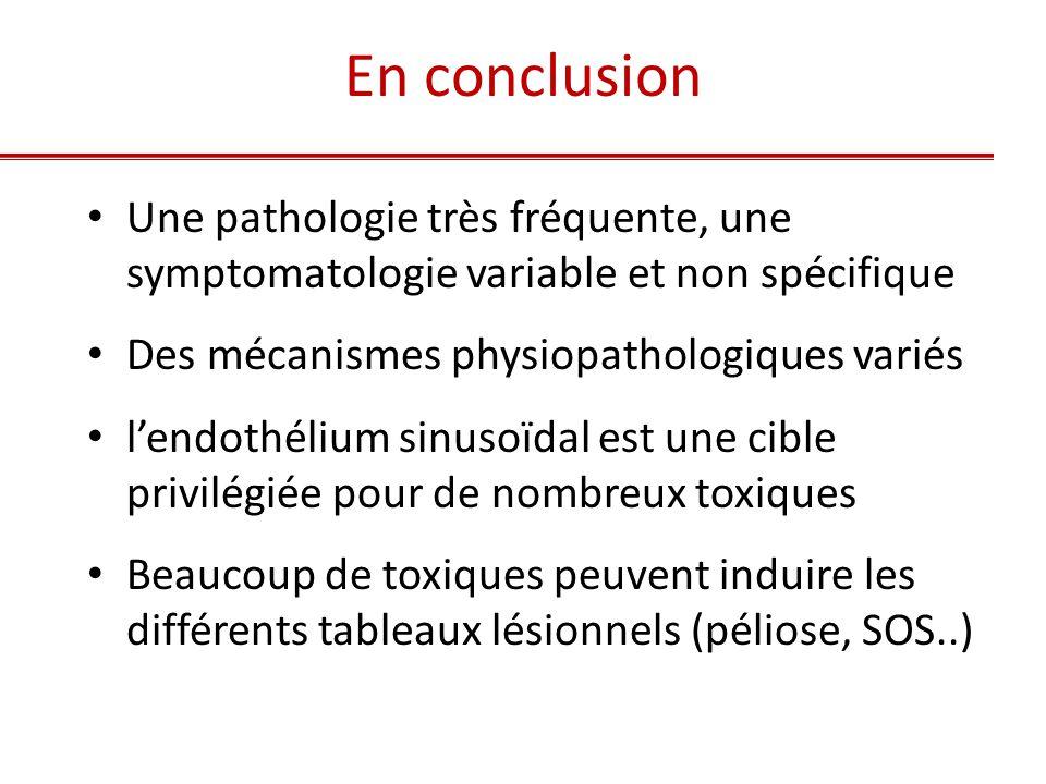 En conclusion • Une pathologie très fréquente, une symptomatologie variable et non spécifique • Des mécanismes physiopathologiques variés • l'endothél