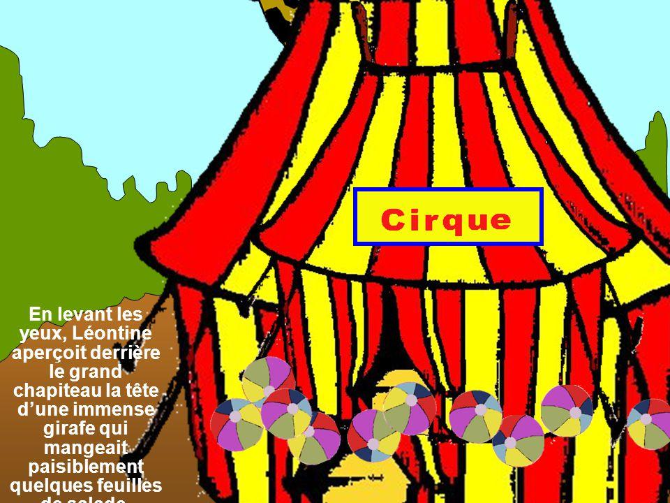 Devant le grand chapiteau, une multitude de vendeurs proposent de nombreuses attractions.