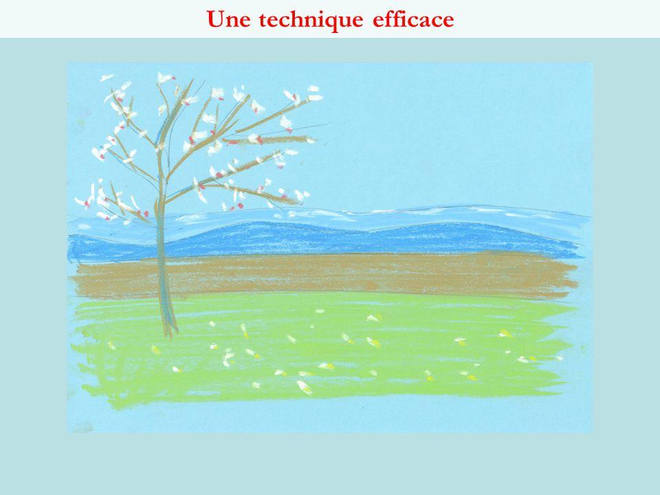 Une mise en œuvre adaptée au cycle 3 : le dessin sur papier teinté