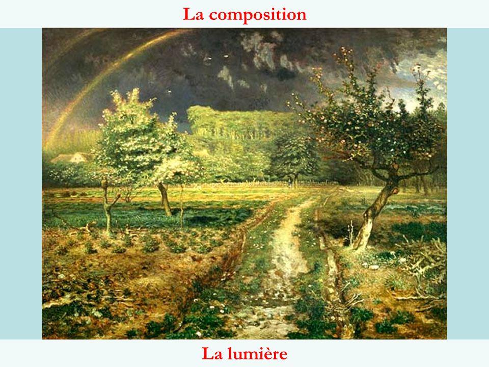 La composition La lumière