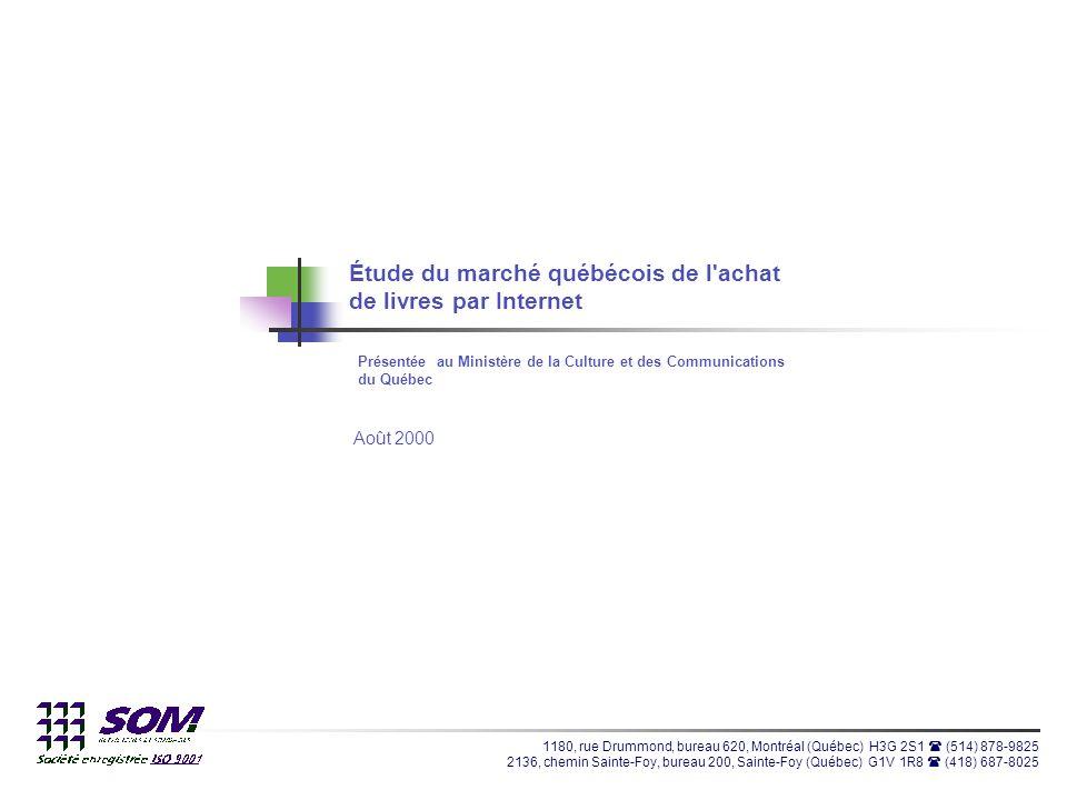 1180, rue Drummond, bureau 620, Montréal (Québec) H3G 2S1  (514) 878-9825 2136, chemin Sainte-Foy, bureau 200, Sainte-Foy (Québec) G1V 1R8  (418) 68