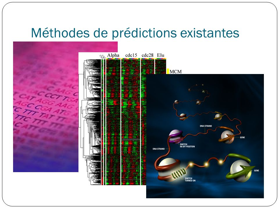 Méthodes de prédictions existantes