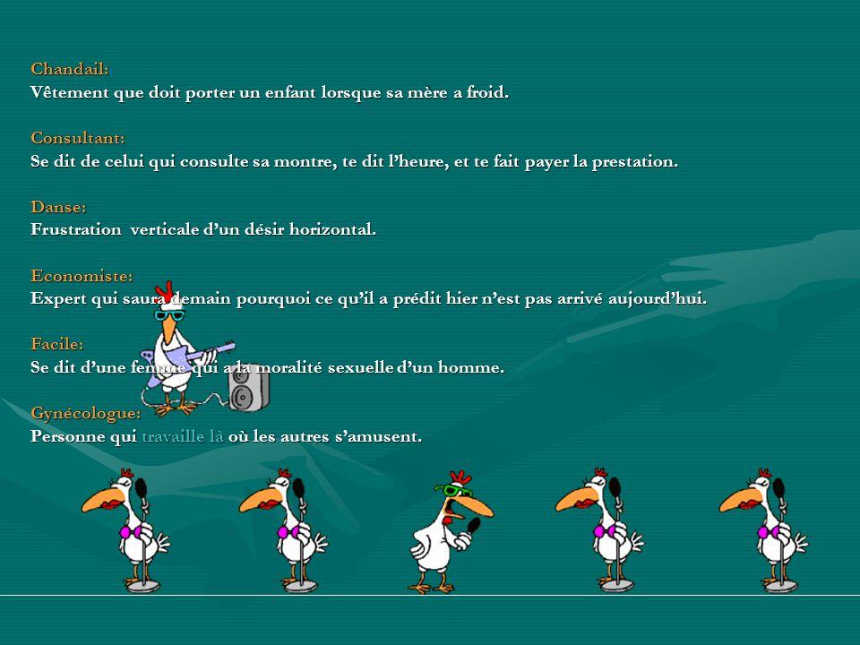 DICTIONNAIRE selon DESPROGES PS.