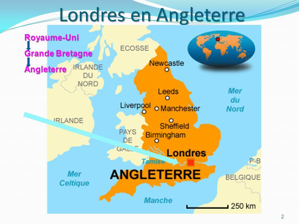 Londres en Angleterre 2 Royaume-Uni Grande Bretagne Angleterre