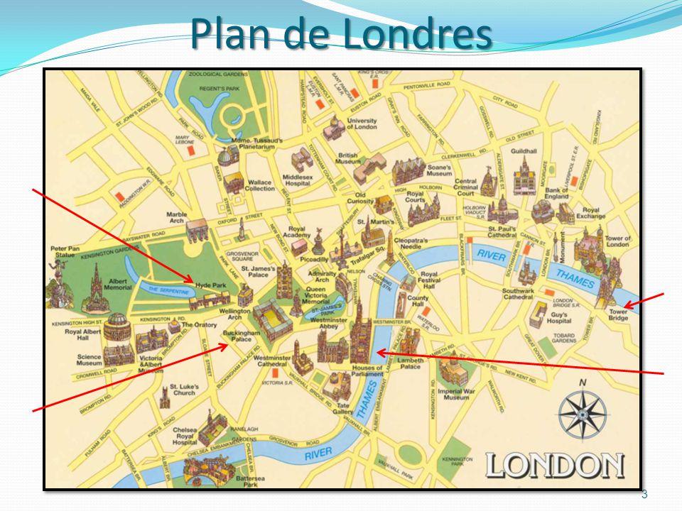 Plan de Londres 3