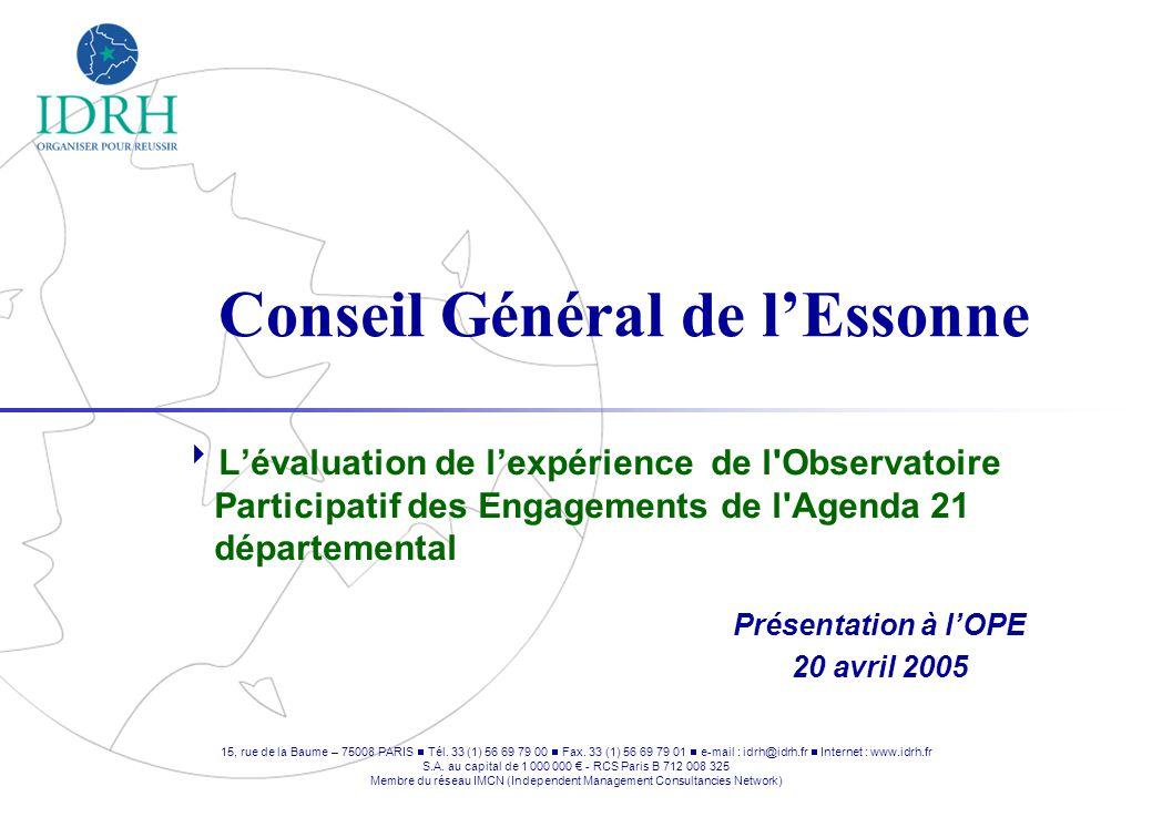 15, rue de la Baume – 75008 PARIS  Tél. 33 (1) 56 69 79 00  Fax.