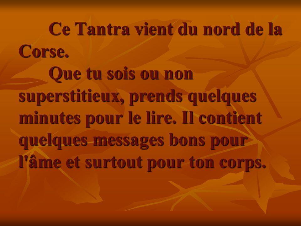 C est un Totem Tantra qui porte chance à ses envies intimes Ce Totem Tantra t est envoyé.