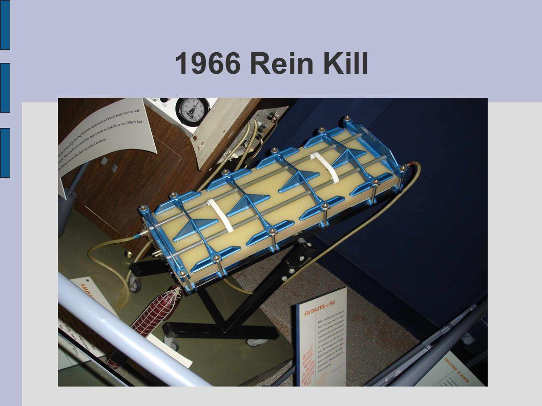 1966 Rein Kill